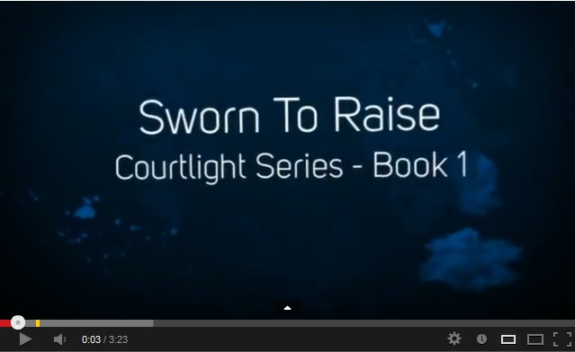 Sword To Raise Book Trailer