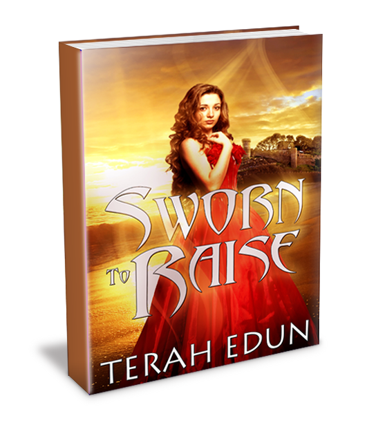 Sworn To Raise Cover copy