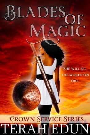 Blades Of Magic - 1800x2700