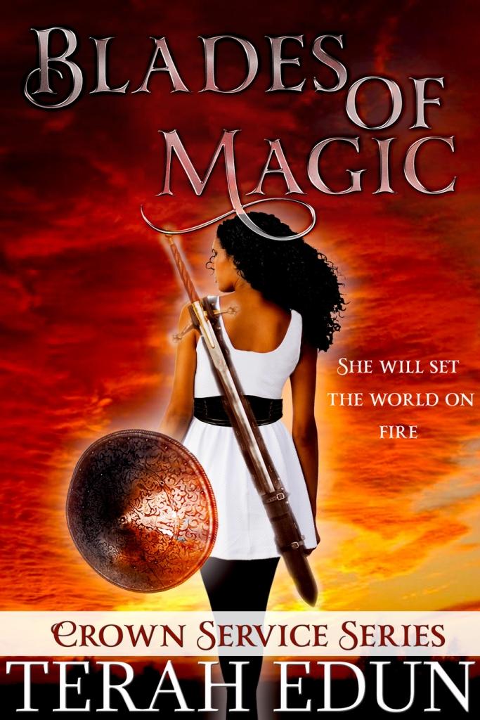 Blades of Magic - 900X1350