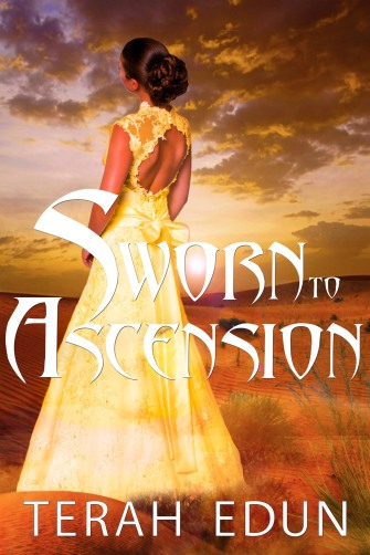 Sworn To Ascension Book Cover
